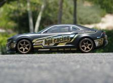 Автомобиль HPI Sprint 2 Drift 2010 Chevrolet Camaro 4WD 1:10 EP 2.4 GHz (RTR Version)-фото 2