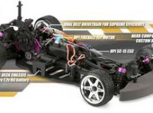 Автомобиль HPI Sprint 2 Drift 2010 Chevrolet Camaro 4WD 1:10 EP 2.4 GHz (RTR Version)-фото 3