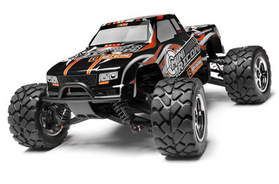 Автомобиль HPI Mini Recon Monster Truck 4WD 1:18 2.4GHz EP (RTR Version)