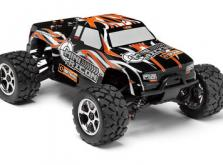 Автомобиль HPI Mini Recon Monster Truck 4WD 1:18 2.4GHz EP (RTR Version)-фото 9