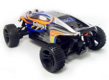 Автомобиль HSP Ghost Truggy 4WD 1:18 EP (Blue RTR Version)-фото 1