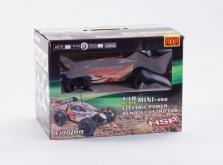 Автомобиль HSP Eidolon Buggy 4WD 1:18 EP (Red RTR Version)-фото 3