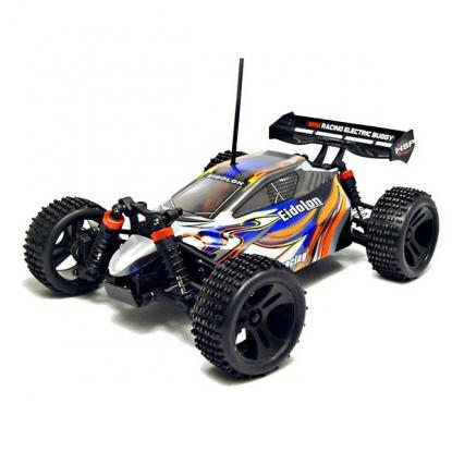Автомобиль HSP Eidolon Buggy 4WD 1:18 EP (Blue RTR Version)