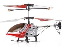 Вертолет Микроша Falcon-X 3CH IR с гироскопом (Metal RTF Version)