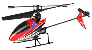 Вертолет Nine Eagles Solo PRO I 2.4 GHz в кейсе (Red RTF Version)
