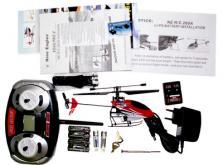 Вертолет Nine Eagles Solo PRO I 2.4 GHz в кейсе (Red RTF Version)-фото 1