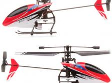 Вертолет Nine Eagles Solo PRO I 2.4 GHz в кейсе (Red RTF Version)-фото 2
