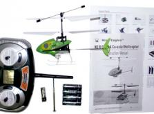 Вертолет Nine Eagles Free Spirit Micro 2.4 GHz (Green RTF Version)-фото 1