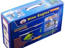 Вертолет Nine Eagles Free Spirit Micro 2.4 GHz (Green RTF Version)-фото 3