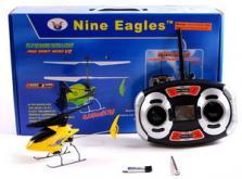 Вертолет Nine Eagles Flash 2.4 GHz (Yellow RTF Version)-фото 2
