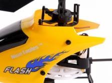 Вертолет Nine Eagles Flash 2.4 GHz в кейсе (Yellow RTF Version)-фото 5