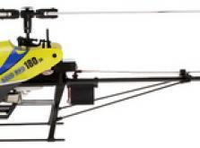 Вертолет Nine Eagles Solo PRO 180 3D 2.4 GHz (Yellow RTF Version)-фото 2