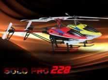 Вертолет Nine Eagles Solo PRO 228 2.4 GHz (Yellow RTF Version)-фото 5
