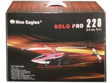 Вертолет Nine Eagles Solo PRO 228 2.4 GHz (Yellow RTF Version)-фото 4