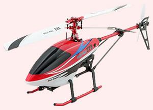 Вертолет Nine Eagles Solo PRO 228 2.4 GHz (Red RTF Version)