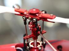 Вертолет Nine Eagles Solo PRO 228 2.4 GHz (Red RTF Version)-фото 4