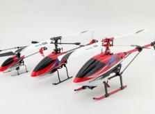 Вертолет Nine Eagles Solo PRO 228 2.4 GHz (Red RTF Version)-фото 6