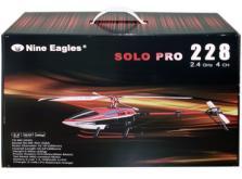 Вертолет Nine Eagles Solo PRO 228 2.4 GHz (Red RTF Version)-фото 3