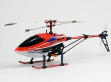 Вертолет Nine Eagles Solo PRO 228 2.4 GHz (Red RTF Version)-фото 9