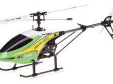 Вертолет Nine Eagles Solo PRO 228P 2.4 GHz (Green RTF Version)-фото 4