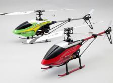 Вертолет Nine Eagles Solo PRO 228P 2.4 GHz (Green RTF Version)-фото 5