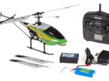 Вертолет Nine Eagles Solo PRO 228P 2.4 GHz (Green RTF Version)-фото 1