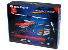 Вертолет Nine Eagles Solo PRO 228P 2.4 GHz (Green RTF Version)-фото 3