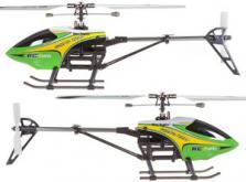 Вертолет Nine Eagles Solo PRO 228P 2.4 GHz (Green RTF Version)-фото 2