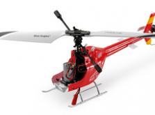 Вертолет Nine Eagles Bell 206 2.4 GHz (Red RTF Version)-фото 3
