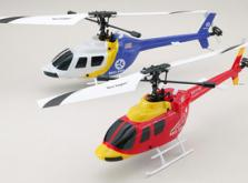 Вертолет Nine Eagles Bell 206 2.4 GHz (Red RTF Version)-фото 6