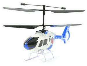 Вертолет Nine Eagles EC 135 2.4 GHz (Blue RTF Version)
