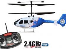 Вертолет Nine Eagles EC 135 2.4 GHz (Blue RTF Version)-фото 5