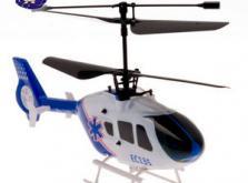 Вертолет Nine Eagles EC 135 2.4 GHz (Blue RTF Version)-фото 7