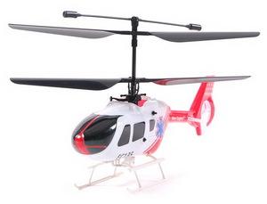 Вертолет Nine Eagles EC 135 2.4 GHz (Red RTF Version)