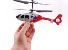 Вертолет Nine Eagles EC 135 2.4 GHz (Red RTF Version)-фото 6