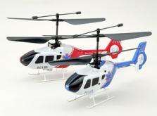 Вертолет Nine Eagles EC 135 2.4 GHz (Red RTF Version)-фото 7