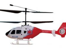 Вертолет Nine Eagles EC 135 2.4 GHz (Red RTF Version)-фото 2