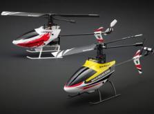 Вертолет Nine Eagles Solo PRO 270 2.4 GHz (Yellow RTF Version)-фото 5