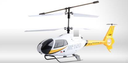 Вертолет UDIRC EC120 330 мм 3 CH 2,4 GHz с гироскопом (RTF Version)