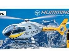 Вертолет UDIRC EC120 330 мм 3 CH 2,4 GHz с гироскопом (RTF Version)-фото 2