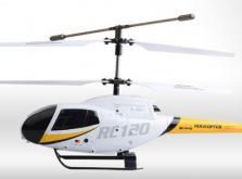 Вертолет UDIRC EC120 330 мм 3 CH 2,4 GHz с гироскопом (RTF Version)-фото 1