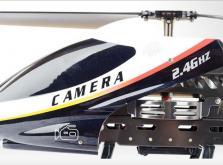 Вертолет UDIRC U12A 750 мм с камерой 3 CH 2,4 GHz с гироскопом (Metal RTF Version)-фото 5