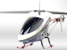 Вертолет UDIRC U12A 750 мм с камерой 3 CH 2,4 GHz с гироскопом (Metal RTF Version)-фото 1