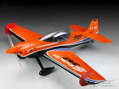Самолет Art-Tech Sbach 342 2.4GHz (RTF Version)