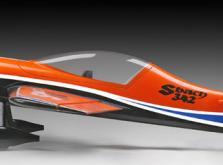 Самолет Art-Tech Sbach 342 2.4GHz (RTF Version)-фото 1