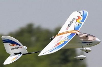 Самолет Art-Tech Wing dragon 2.4GHz (RTF Version)