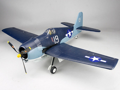 Самолет Art-Tech F6F Hellcat 2.4GHz (RTF Version)