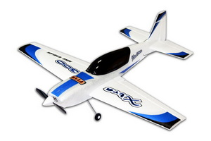 Самолет Nine Eagles Extra 300 771B 3D 2.4GHz в кейсе (White RTF Version)