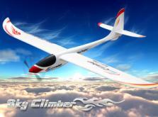 Планер Nine Eagles Sky Climber (White ARF Version)-фото 3