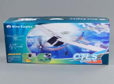 Самолет Nine Eagles CTLS 2.4 GHz  (RTF Version)-фото 2